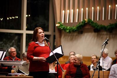 Christmas Concert - December 2008