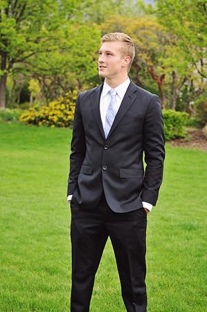 Tanner Senior Pictures