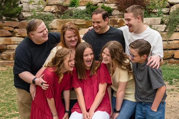 Pratt Family 2021