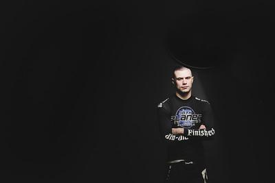 Jiu Jitsu Portraits