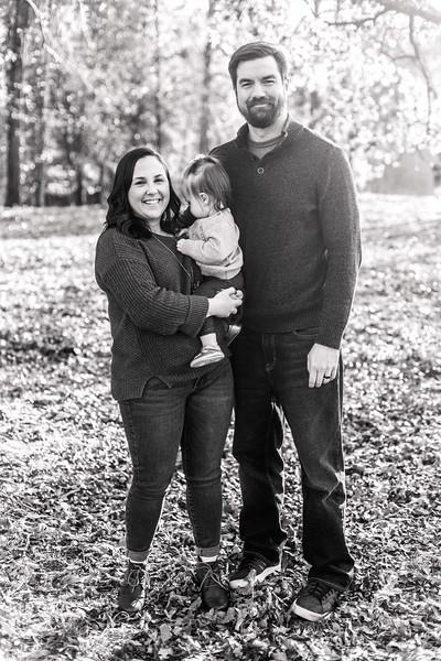 Clare + John Family 2020