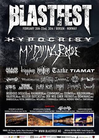 TAAKE - Blastfest 21/2 2014