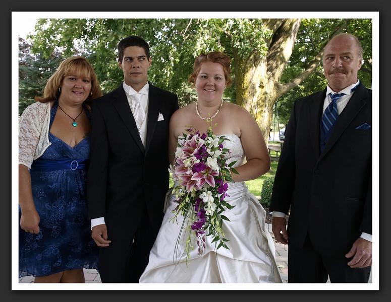 Bridal Party Family Shots at Stayner Gazebo 2009 08-29 051 .jpg