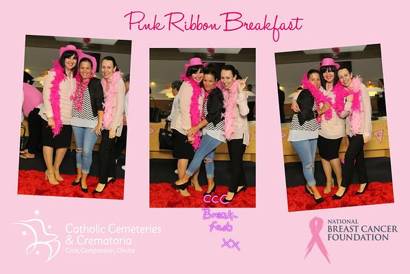 Pink Ribbon Breakfast - 28 October 2016