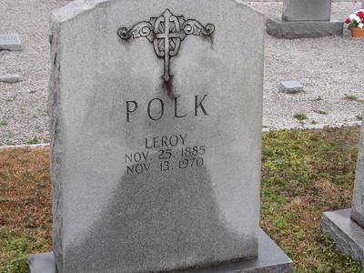 Polk-Ponds Martha's Family