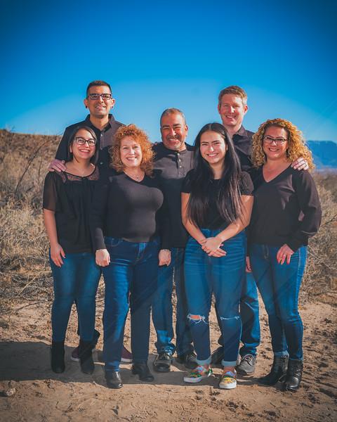 Benavidez Family (2020)