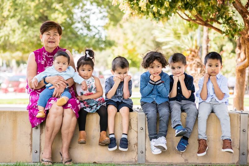 The Ayento Family - October '20