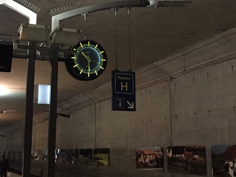 @ TGV Massy Paris Station