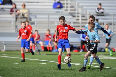 JCFC 06 vs TC United 06 D2 State Soccer