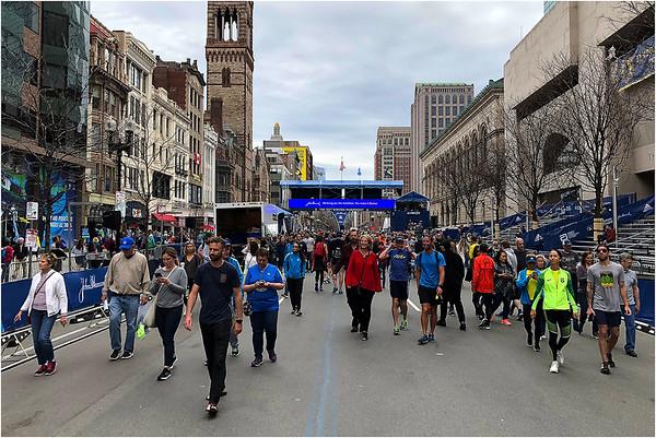 Marathon Weekend 2019