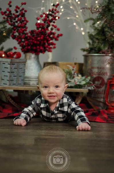 Garrett 6 months