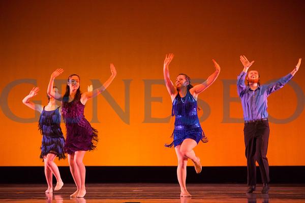 Geneseo Dance Ensemble 49 Live