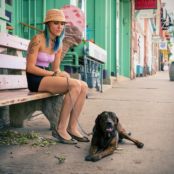 AZ_Jerome_Blue Hair & Dog-.jpg