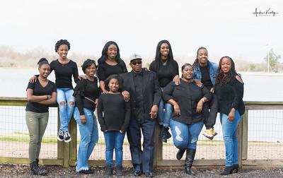 Golden's Family Shoot