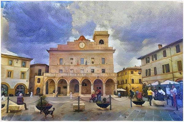 Umbria - Montefalco Fantasy