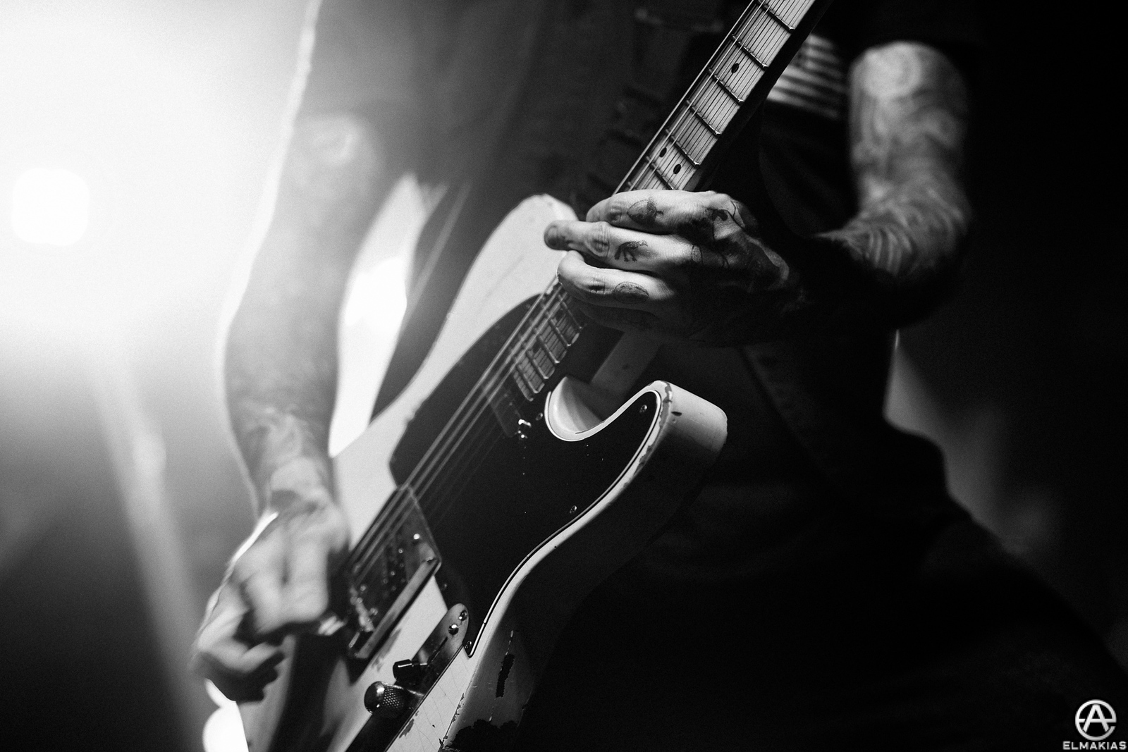 Jack Fowler of Sleeping With Sirens