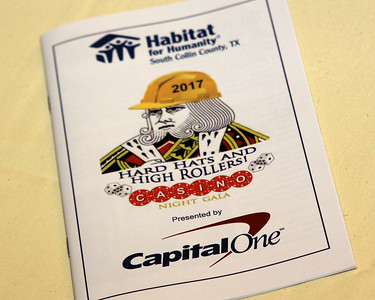 Hard Hat & High Rollers Casino Night Gala, Habitat for Humanity SCC