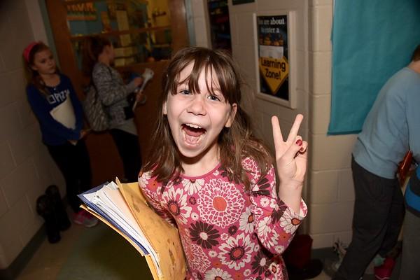 Fourth Grade Takes A Break photos by Gary Baker