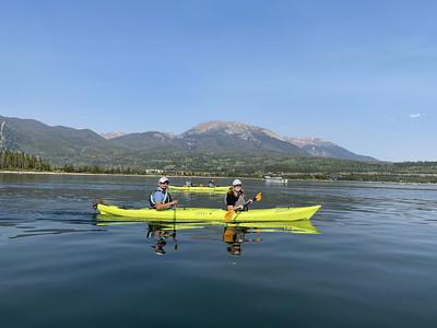 8/10 kayak tour