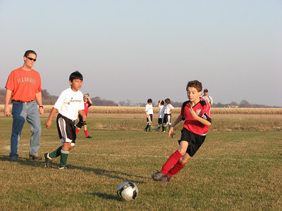 2009 Last Game for Boys