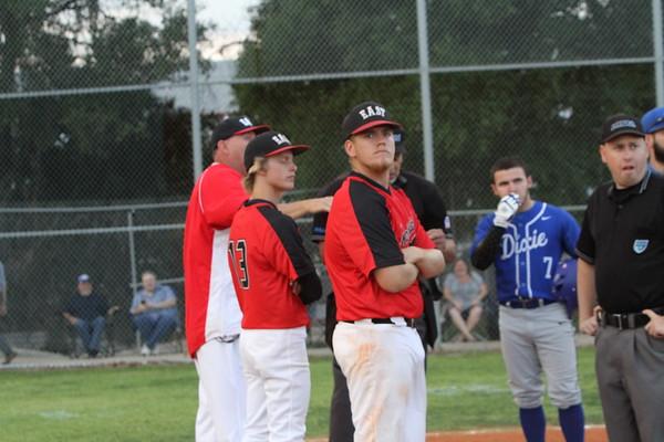 NE vs Dixie Baseball Districts 4-30-18