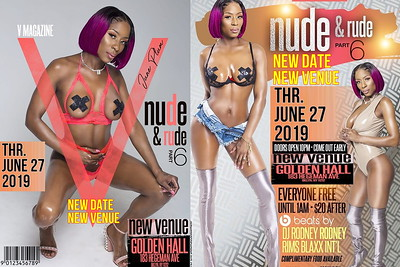 "JUNE PLUM ""NUDE VS RUDE""(10)"