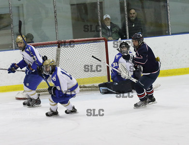 VARSITY HOCKEY 2016  LARRIES VS. WARRIORS