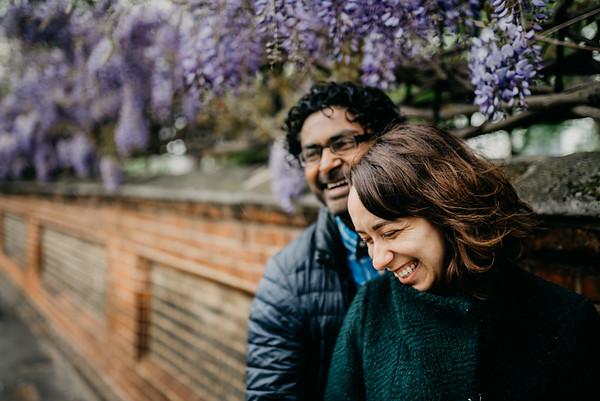 Kat and Marc - pre wedding shoot