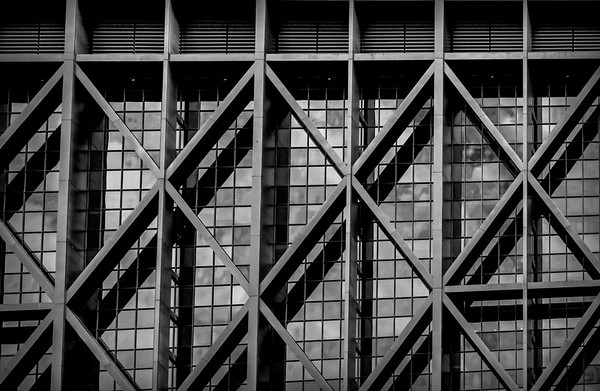 SAN FRANCISCO ARCHITECTURE~MONOCHROME