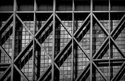 SAN FRANCISCO ARCHITECTURE~MONOCHROME