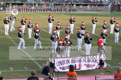 8-26-2011 Union at Lee high