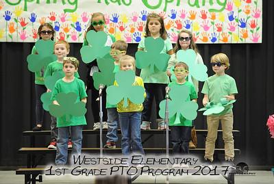 Westside PTO - 1st Grade 3.16.17