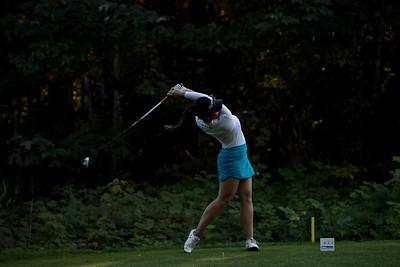 Christine Wong Vancouver Golf Tour 2019