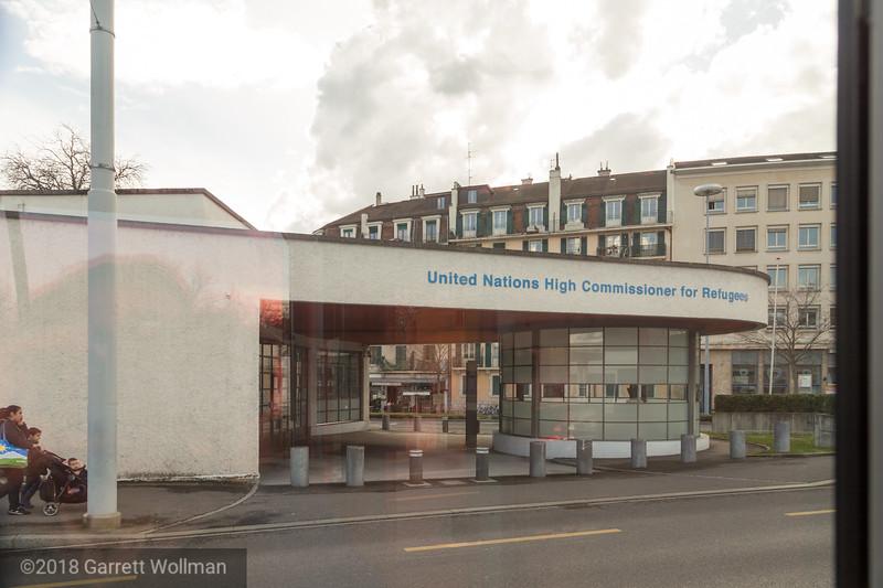 UNHCR headquarters