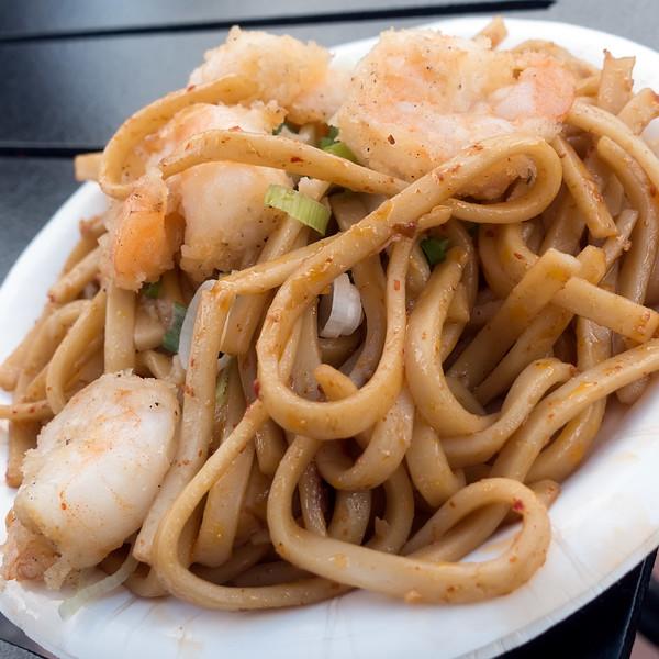 China: Black Pepper Shrimp