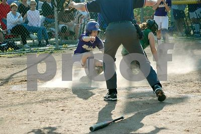 West Stokes JV vs West Iredell , 05/03/05