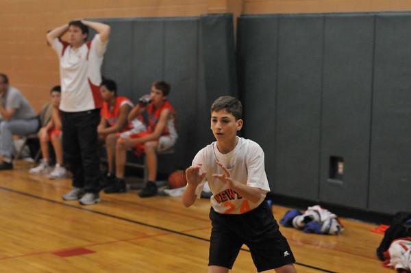 #  24 NEWTON YOUTH BASKETBALL