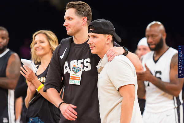 The 2017 ACES Charity Celebrity Basketball Game
