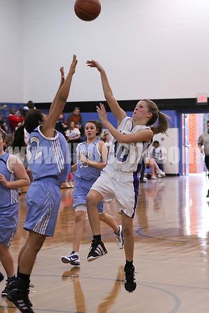 Middle School Basketball 2011