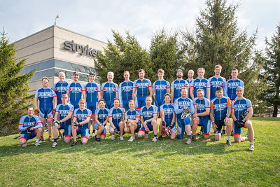 2014 CMS Stryker Cycling Team