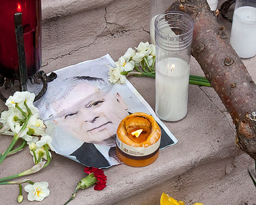 Memorial Mass for Polish President Lech Kaczynski