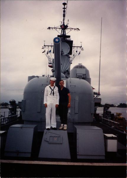 USS Barney DDG-6