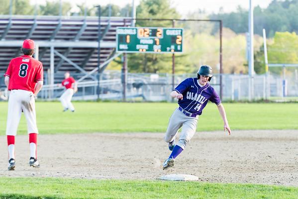 BUHS baseball vs. Rutland 050619