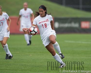 Rutgers Women v Providence 08-21-2016