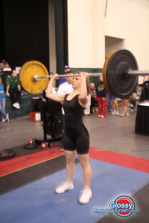 Group A - Clean and Jerk