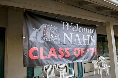 New Albany High School - Class of 71