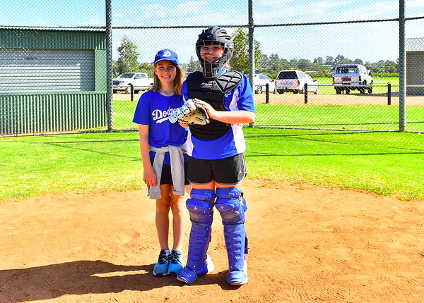 Junior baseball team photos
