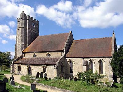 Stanton St John (1 Church)