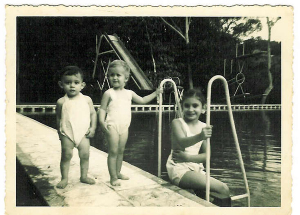 Aquilino João, Nany Tavares e Ana Maria