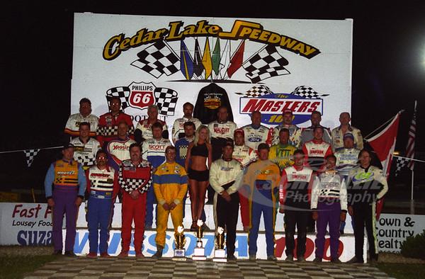 Cedar Lake Speedway (WI) 6/22-23